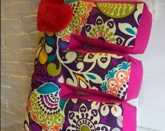 "Letter ""E"" pillow cushion customize personalize initial"