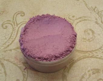 Rosy Pink Mineral Blush Loose Mineral Makeup Organic Makeup Cheek Colors