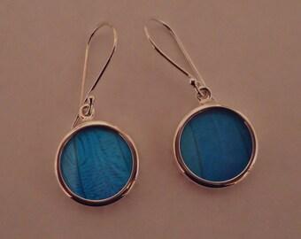 real butterfly jewelry, real butterflies in jewelry, butterfly wings in jewelry, silver butterfly wing jewelry, morpho