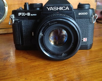 Camera yashica fx-3