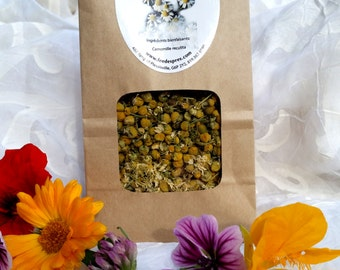 Organic Camomile herbal tea 30 g
