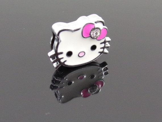 white slide charms 1pc for 8mm wristband name bracelet
