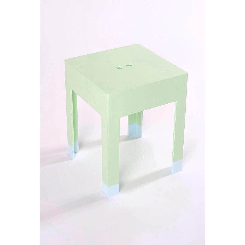 Kesselhaus plywood stool light green