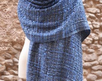 Shawl Scarf Cotton and Silk weaving loom