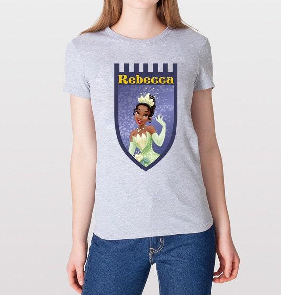 disney princess tiana iron on t shirt transfer printable. Black Bedroom Furniture Sets. Home Design Ideas