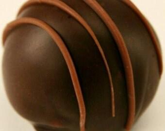 one dozen handmade Chocolate truffles