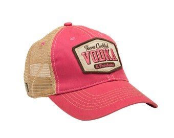 Vodka is Awesome Soft Mesh Trucker Hat