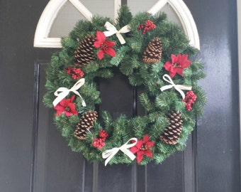 Large Christmas Wreath 36inches