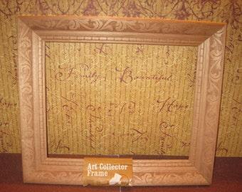 New Vintage wooden 8 x 10 frame