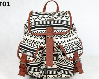 backpack beautiful, roomy,, patterns