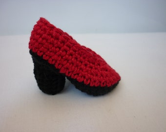 PATTERN Baby high heels, Baby high heeled Shoes, Baby high heeled slippers, Baby high heeled booties