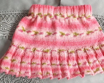 3-6 - months skirt and hat sold in set