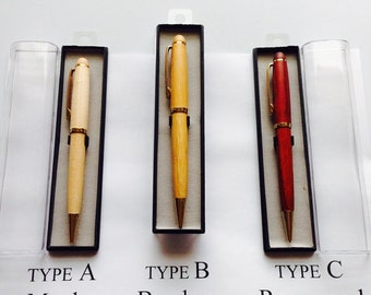 Personally Engraved Pens with any Name or Message - Free US Shipping!