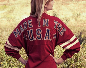 Made In the USA - Easy Rider Spirit Jersey (J0470155794)