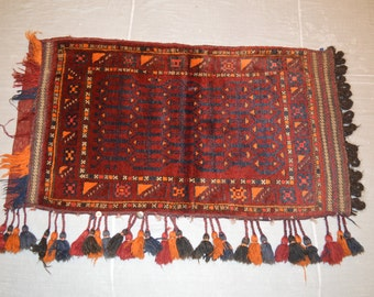 Antique Afghan Nomadic Maldari Balisht