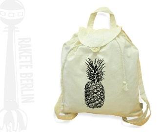 Festival bagpack 'Pineapple'