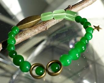 ILI PIKA bracelet Green