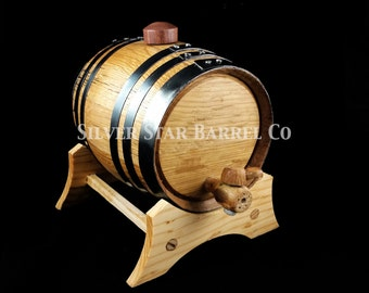 5 Liter Wine/Spirit American Oak Barrel