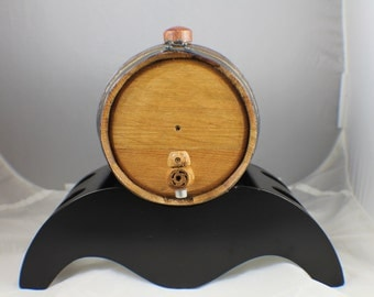 3 liter Mini Oak Barrel