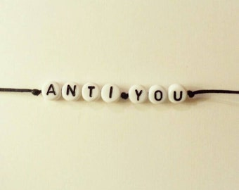 Anti You Punk Bracelet