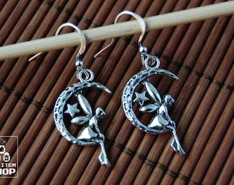 Moon Fairy earrings