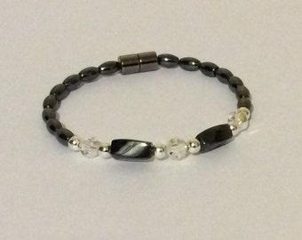 Magnetic bracelet Triple power magnetic bracelet for arthritis pain relief