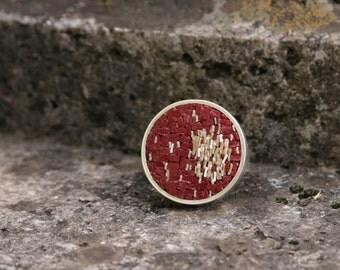 micromosaic ring