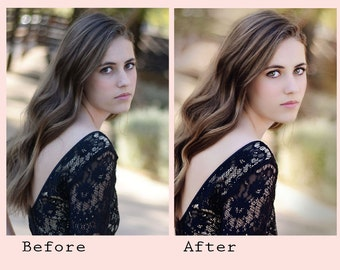 Photo Edit for One Image, Photoshop Editing Service for One image