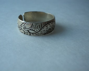 Chinese Dragon Thumb/Toe Ring