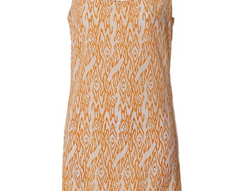 Jacinta silk tank dress