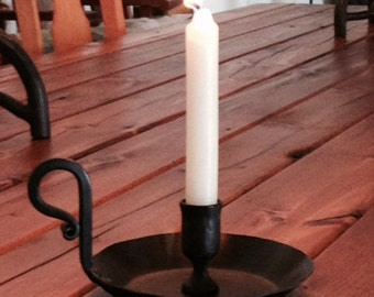 Hand Forged Candle Holder
