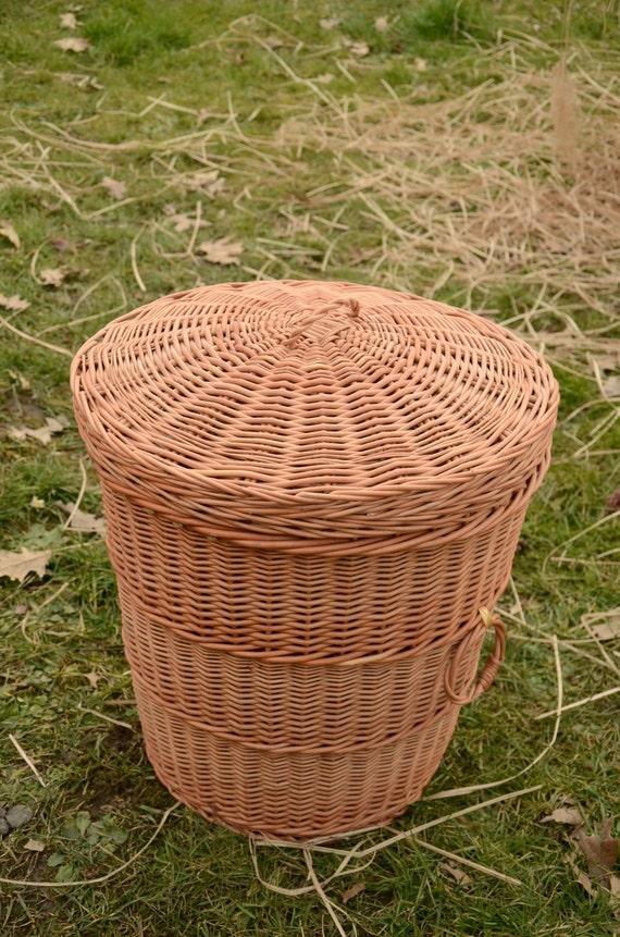 storage basket with lidwicker laundry basket handmade willow laundry basket with lid round wicker hamper wicker laundry hamper
