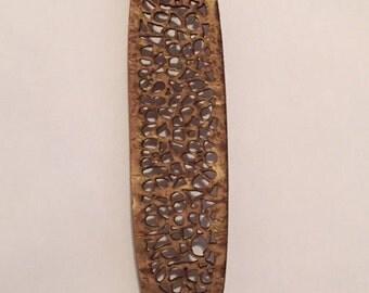 Reversible Cork Cuff Bracelet