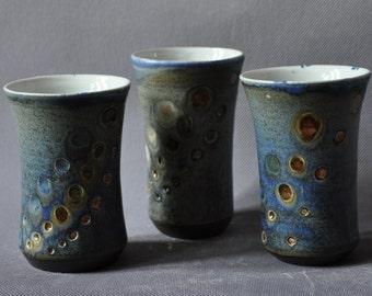 Decorative Beaker or Small Vase.