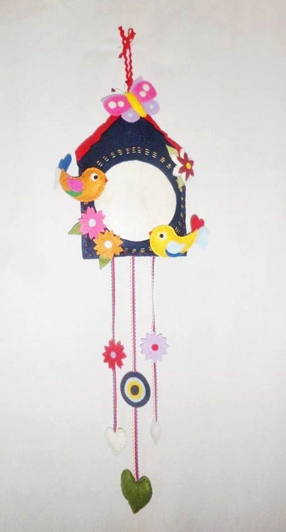 Items Similar To Felt Ornament Felt Wall Door Hanging Decoration Kids Decoration Home Decor Gift