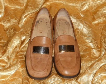 Genuine Gucci shoes!! Genuine leather - Made in Italy