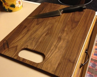 Thin Walnut Cutting Board - Custom