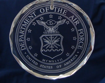 U.S. Air Force Ornament/Suncatcher