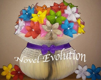 Book Art Vase 'How To'