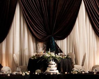 Velvet curtains   Etsy
