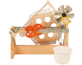 Bubble Maker Kit  to Promote Your Children Handmade Toys Wooden Toys Made in Germany