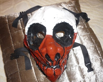 Payday 2 Wolf Homemade Latex mask