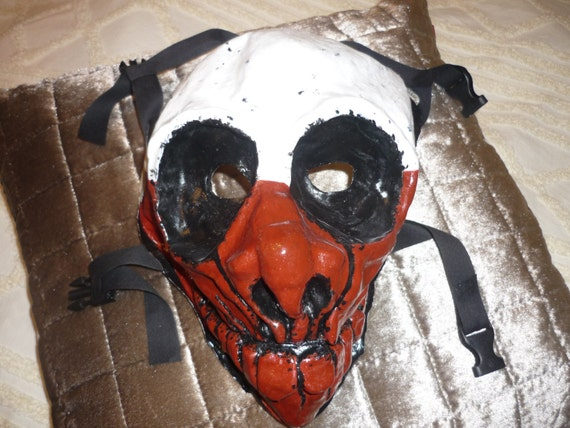 Payday 2 Wolf Homemade...