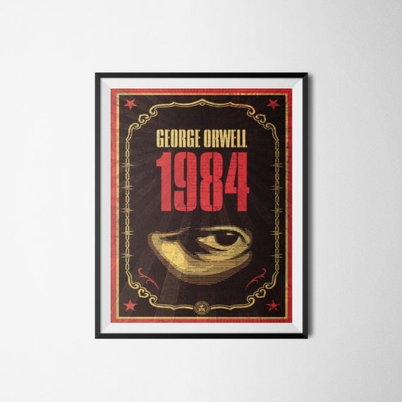 1984 george orwell book pdf download