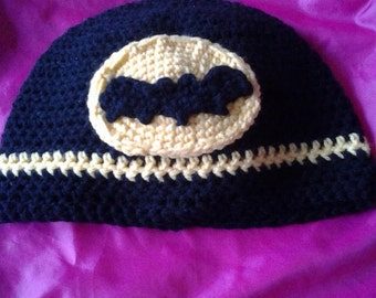 Batman Inspired Hat