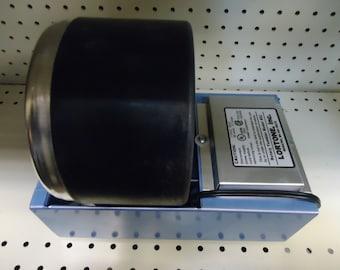 Lortone Model 45C. 4 1/2LB Capacity Barrel Tumbler