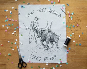 What Goes Around - Comes Around backpatch