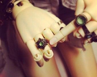 """Ring for ABJD dolls, type """"Elf female"""""""