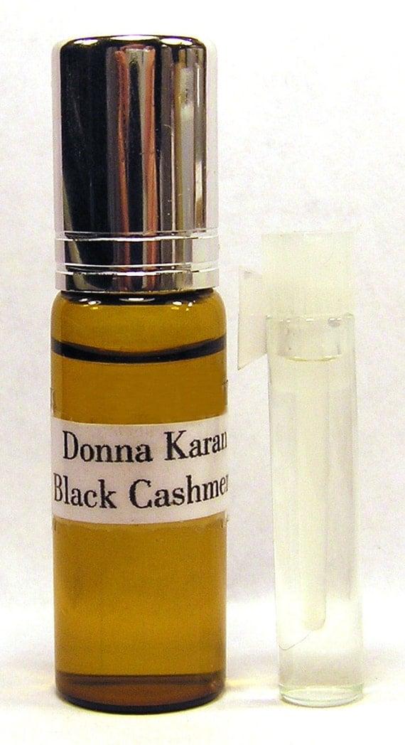 Items similar to Donna Karan Black Cashmere Perfume Decant ...