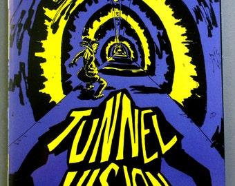 Tunnel Vision comic